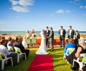 Weddings at Novotel Ningaloo